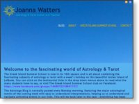 Joanna Watters Astrology Blog|スクリーンショット